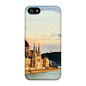 5/5s Scratch-proof Protection Cases Covers For Iphone/ Hot Budapest Phone Cases