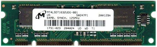 (Cisco Approved MEM1700-64D - 64mb DRAM Memory for Cisco 1700 Series)