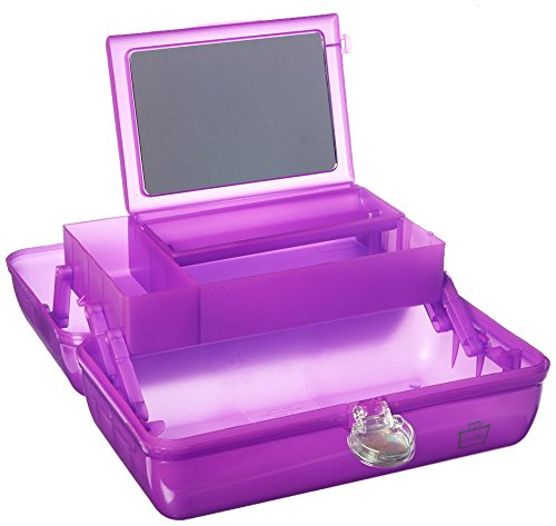 Caboodles On-the-go-girl Cosmetica Etui Paars