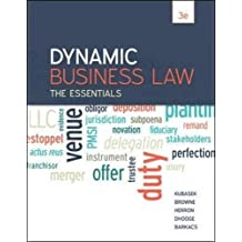 Amazon business law books dynamic business law the essentials 3dr edition fandeluxe Images