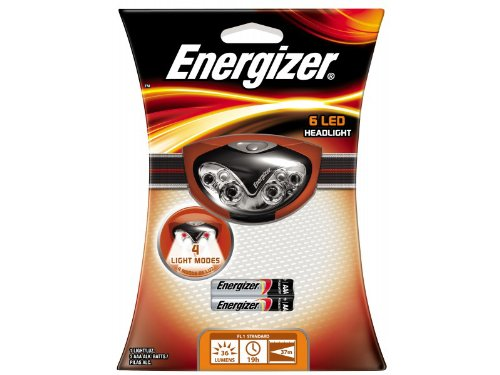 Energizer HDL33A2E 6 LED Headlight product image