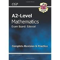 A2-Level Maths Edexcel Complete Revision & Practice