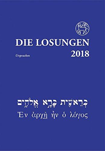 die-losungen-2018-deutschland-die-losungen-2018-in-der-ursprache