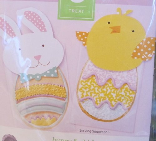 Bunny and Chick Treat Bag Kit - 6 ct (Lexi Bunny)
