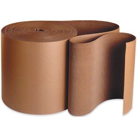 Aviditi A Flute Single Face Corrugated Roll, 250' X 9