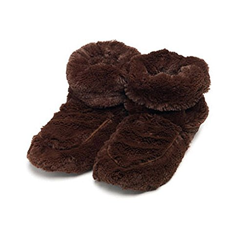 Femme Pour Chaussons Warmies Marron Warmies Chaussons atIwYx