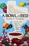 Bowl of Red, Frank X. Tolbert, 0385181825