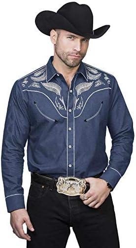 Camisa vaquera hombre _image2
