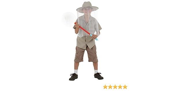 Amazon.com: Child Bug Catcher Costume X-Large: Clothing