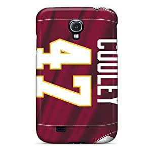 Special L.M.CASE Skin Case Cover For Galaxy S4, Popular Washington Redskins Phone Case