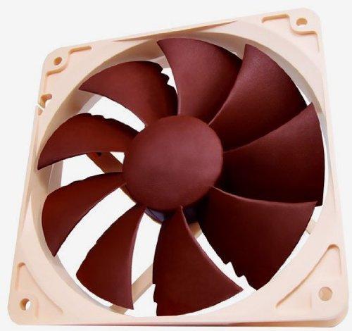 Noctua NF-P12, 3-Pin Premium Cooling Fan (120mm, Brown)