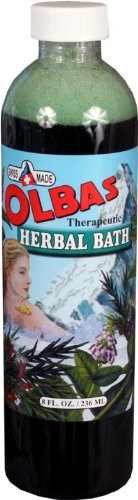 Olbas Herbal Remedies (Olbas Therapeutic Herbal Bath - 8 fl oz)