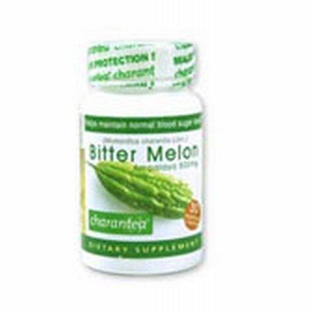 Charantea - Bitter Melon Ampalaya 500 mg. - 90 Vegetarian Capsules