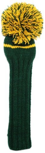 Sunfish 1 Wood Headcover, Grün/Gelb by Sunfish – Sporting Goods