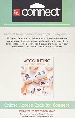 Accounting:What... Connect Plus Access