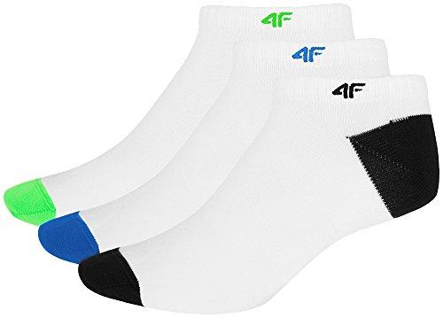 Wie para 4 3 deportivos par Som003 ss16 de hombre Calcetines cortos pares Set 7qFZn