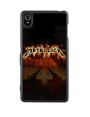 Alto impacto carcasa Sony Xperia Z3 Plus caso, banda de Rock ...