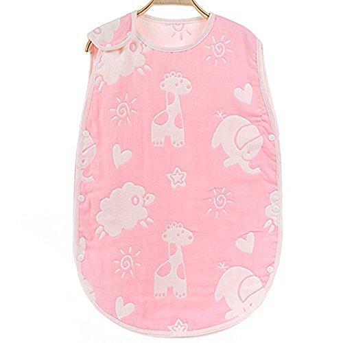 baby-muslin-sleep-sack-for-4-season-with-a-baby-muslin-bath-washcloth-2-size