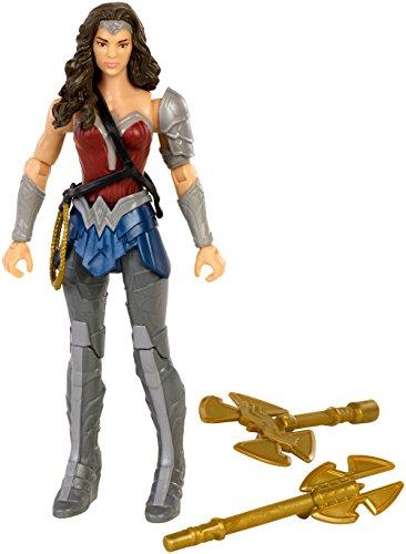 """justice+league Products : DC Justice League Wonder Woman Battle-Ready Figure, 6"""""""