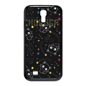 Chococat Black Repeat Pattern Samsung Galaxy S4 9500 Cell Phone Case Black Pretty Present zhm004_5991906