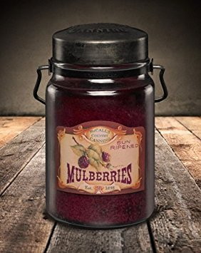 McCall's Country Candles - 26 Oz. Mulberry ()