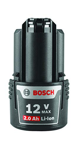 Bosch BAT414 12-Volt Max Lithium-Ion 2.0Ah High Capacity Battery