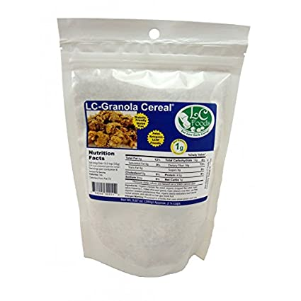 Low Carb Granola Cereales Mix – Dark Chocolate Chip ...