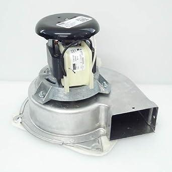 74w56 lennox furnace draft inducer exhaust vent venter for Lennox furnace motor price