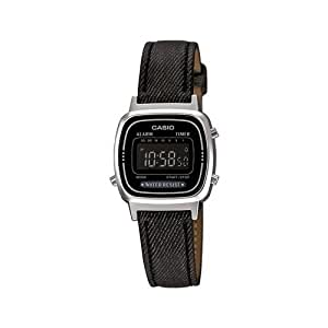 94e94bb2324c Casio Reloj de Pulsera LA-670WL-1B  Amazon.es  Relojes