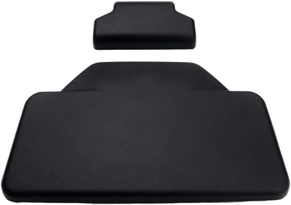 pnxq88 Backrest Pad Waterproof Rear Back Case sy Install Replacement Removable Soft Self Adhesive Luggage Bags Cushion Thicken Decoration Exterior for R1200GS F800GS