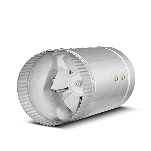 4 in axial fan - 8