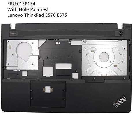 New Replacement for Lenovo ThinkPad E570 E575 Palmrest Upper Case Keyboard Bezel Cover WO//FPR 01EP134