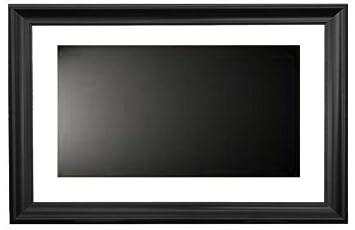 lcd fashion medium black universal tv frame