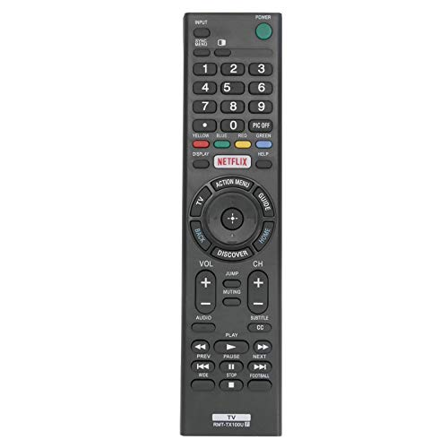 New RMT-TX100U Replace Remote Control RMTTX100U fit for Sony
