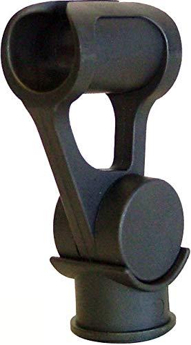 Super Deluxe Mic Clip - Windtech Mc-12 Super Deluxe Mic Clip for Slim Mics - 18Mm-25Mm