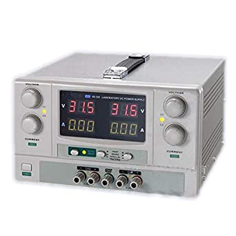 Amazon com: Linear Regulated Voltage & Current Double Output DC 0