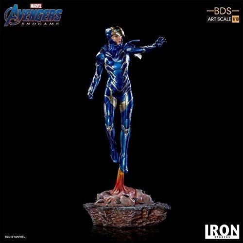 「新品第4四半期予定」Iron Studios 1/10 Avengers Endgame アベンジャーズ Pepper Potts ペッパー ポット フィギュアスタチュー B07RWSLK9L