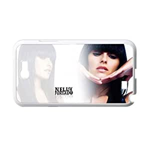 Generic Children Design Nelly Furtado Phone Case Abs For Samsung Galaxy N7100 Shock Resistance