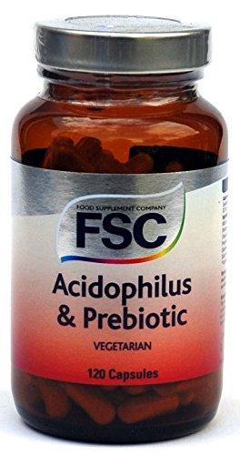 FSC Acidophilus & Prebiotic 120 Capsules