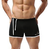gotd de los hombres cuerda Boxer Briefs Shorts troncos de natación para