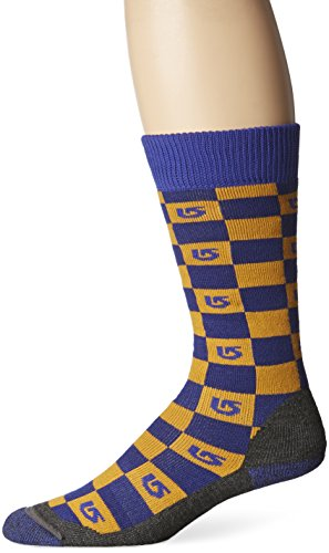 (Burton Boys Emblem Socks, Yolky, Medium\Large)