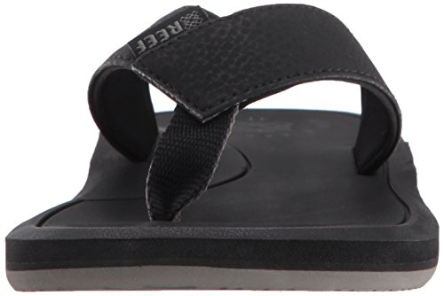 REEF MACHADO DAY BLACK - Chanclas, Hombre, Negro - (Negro)