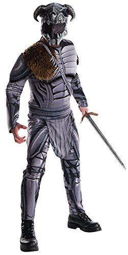 Rubie's Costume Co. Men's Wonder Woman Movie Deluxe Ares Costume, As Shown, X-Large