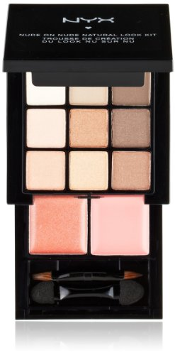 NYX Professional Makeup Nude On Nude Natural Look Kit