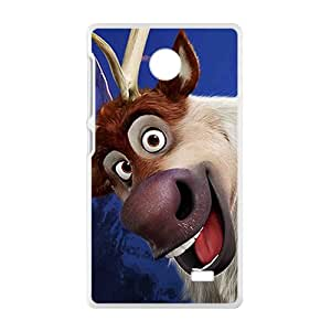 Frozen lovely deer Cell Phone Case for Nokia Lumia X