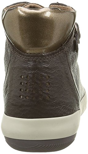 Femme Tallyah Tbs Gris mustang Lacées Chaussures qwtwgx84