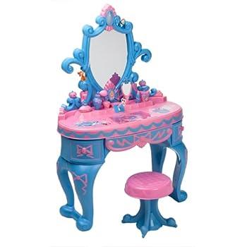 Amazon Com Disney Princess Cinderella Talking Vanity Clothing