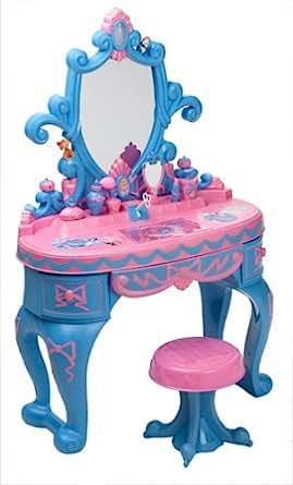Amazon Com Disney Princess Cinderella Talking Vanity