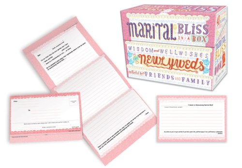 Marital Bliss in a Box: Wisdom and Well-Wishes for…