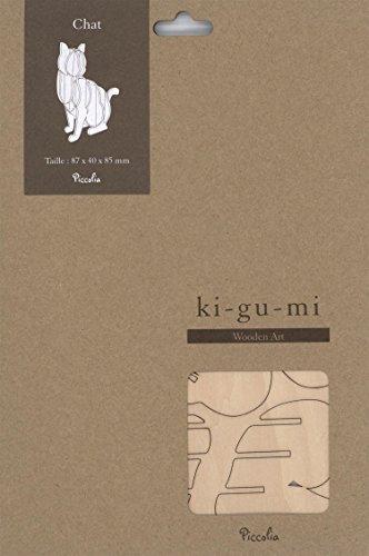 Ki-gu-mi : chat (Chat For Ki)